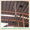 20FT HVLS industrial inverter low power consumption ceiling fan