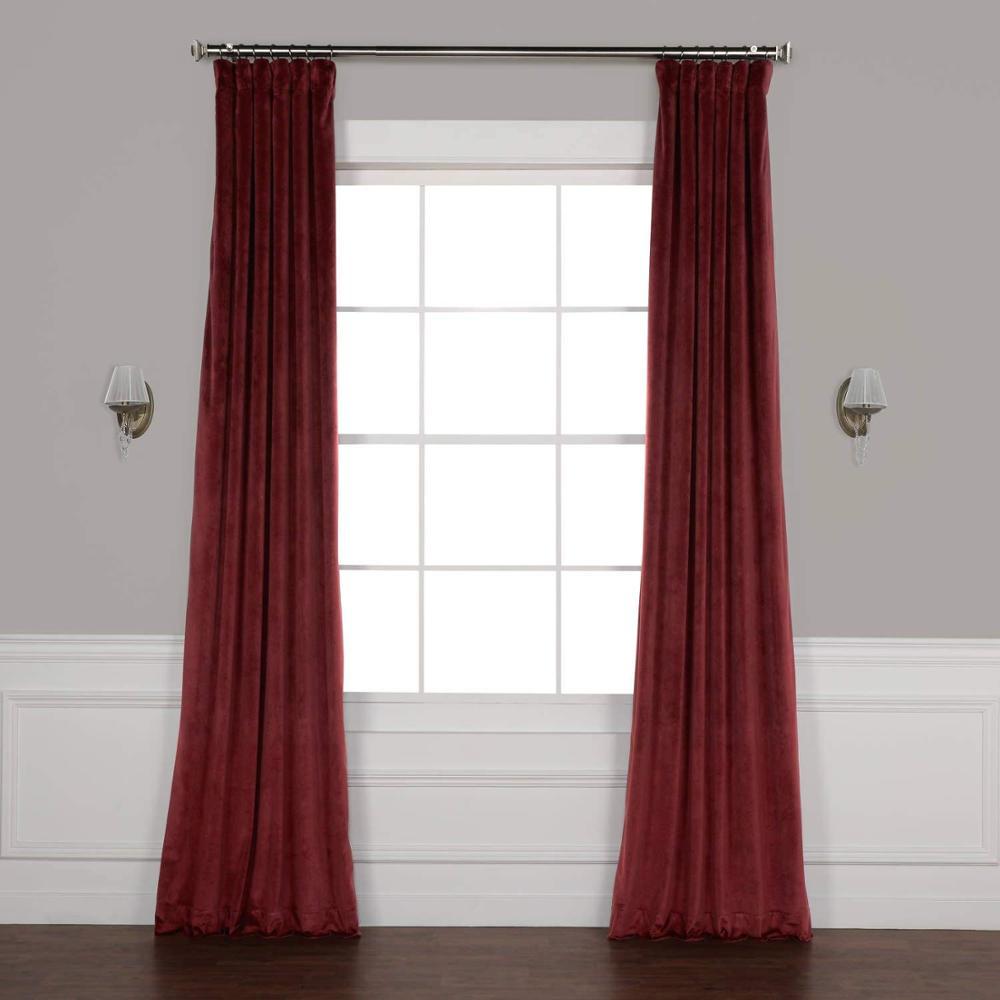 FIRE RETARDANT FABRIC 80% BLACKOUT 10 colours Curtains