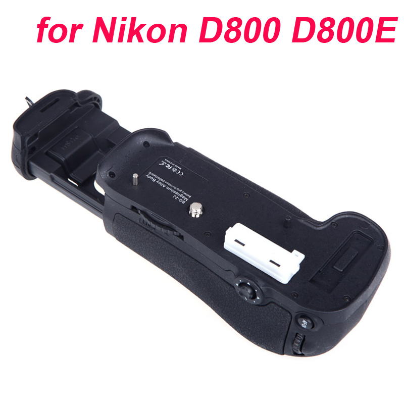 Promotion Clearance Sale Magnesium Alloy Vertical Battery Grip Holder for Nikon D800 D800E DSLR Camera