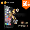 Factory Direct Selling 0.26mm HD Screen Protector for iPhone 6S Plus Tempered Glass 9H