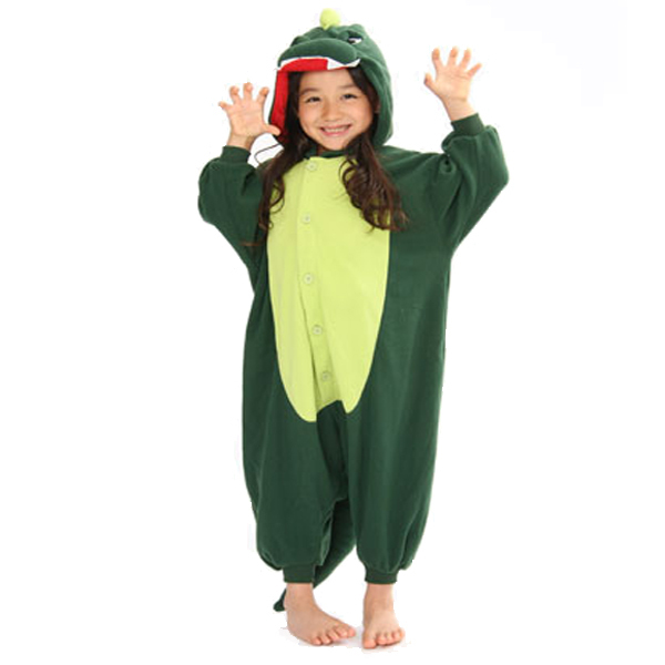 baf9cb7adc nuevo dinosaurio kigu animales niños pijama onesie pijamas traje de cosplay  venta al por mayor baratos
