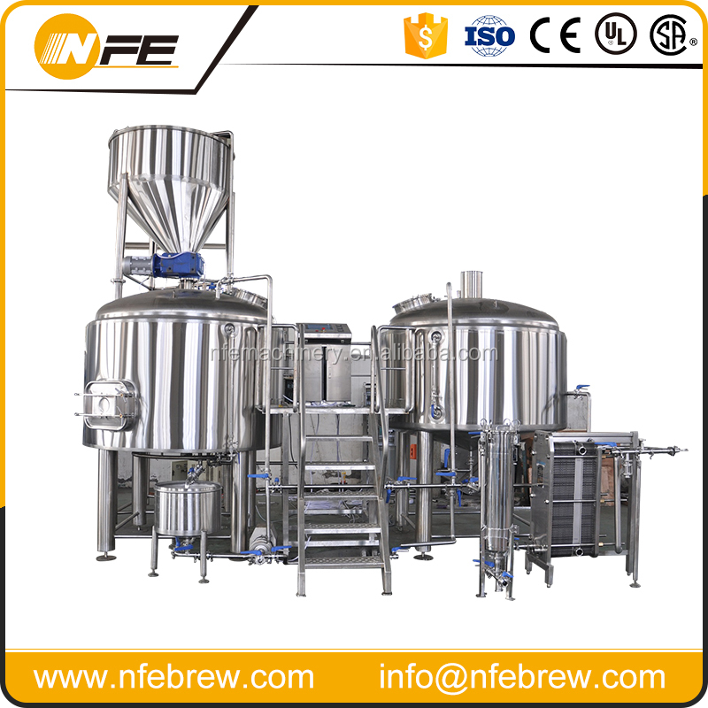 1000L beer brewery equipment/micro beer brewing equipment/microbrewery system