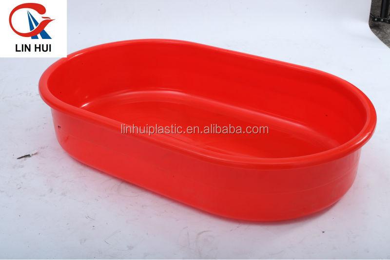 Completo Di Rotazione Dimensione Grande Vasca Di Plastica Pe Vasca ...
