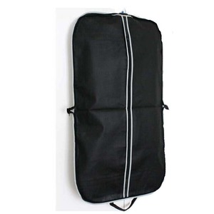 Premium fashion OEM custom logo unisex 600 denier polyester carry-on travel suitl garment bag