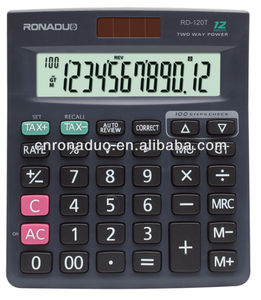 Check calculator caculator and correct function