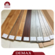 5.0mm click system non slip pvc vinyl price for floor wood tiles