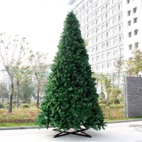 Wholesale decorative PVC material christmas tree artificial christmas tree