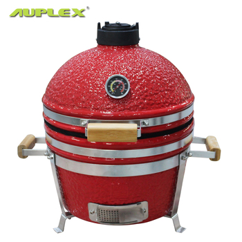 Auplex Wholesale Portable Tabletop Keramik 16'' Kamado Grill