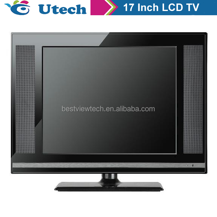 China Supplier Professional Monitor CCTV Input 17 Inch LCD TV