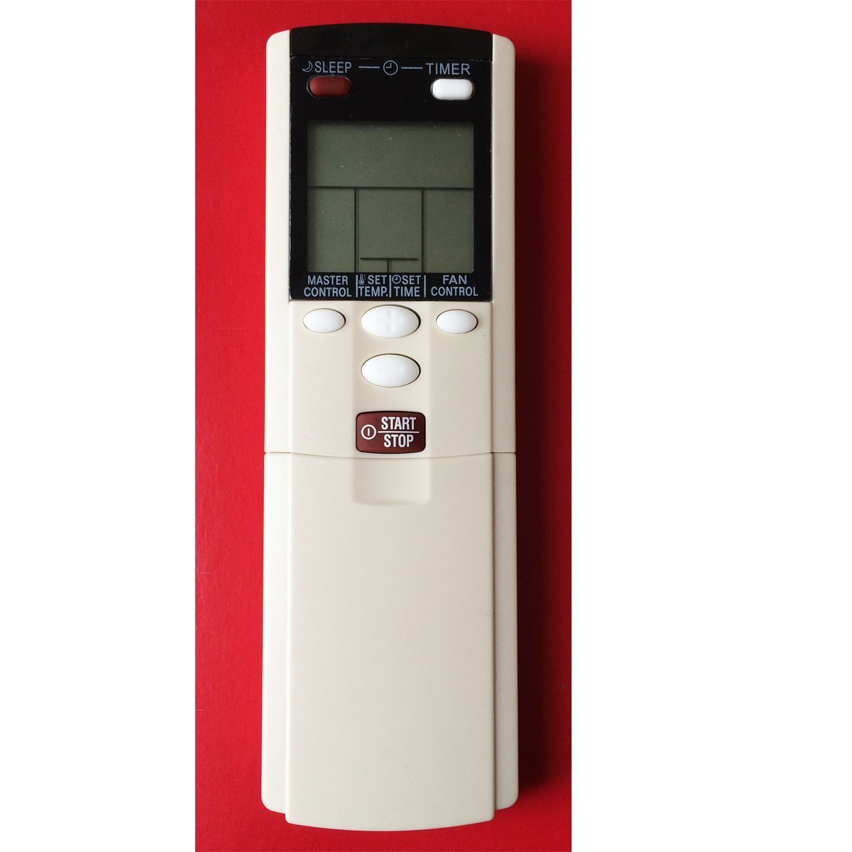 Generic Replacement Air Conditioner Remote Control for Fujitsu GENERAL AR-DL3 AR-DL1 AR-DL2 AR-DL4 AR-DL5 AR-DL6 AR-DL7 AR-DL8 AR-DL9 AR-DL10