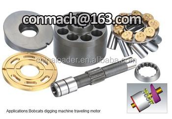 Nachi Bobcat 337 Travel Motor Parts
