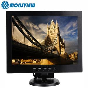 New design best quality posystem screen display 12 inch led monitor