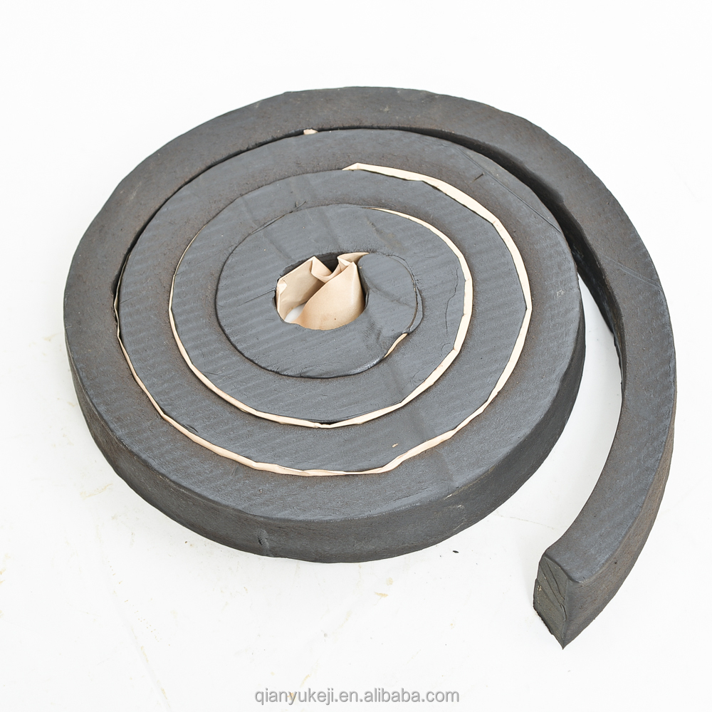 10*20mm 20*20mm Black Expanding Bentonite Rubber Waterstop for Expansion and Contraction Joint