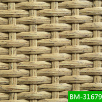 Hand Woven European Style Rattan Basket Chair BM-31679