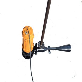 submersible jet venturi aerator pump