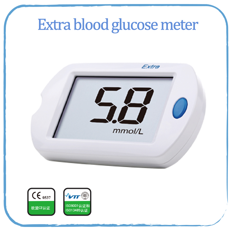 YASEE bluetooth glucometer and CE certifications blood glucose meter for diabetes