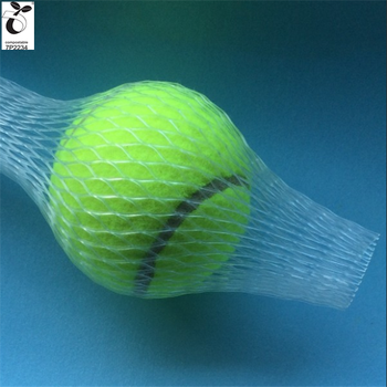 100% PLA Sport Drawstring Bag for Golf Tennis Air Balls Dog Toy Mesh Nets Bag Pouch Free Sample Eco-friendly With EN13432 BPI