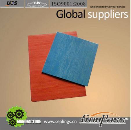 China Wholesale Insulation Asbestos Free Gasket Sheet