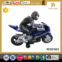 New Model Kids Ride On Plastic Toy Motorbike