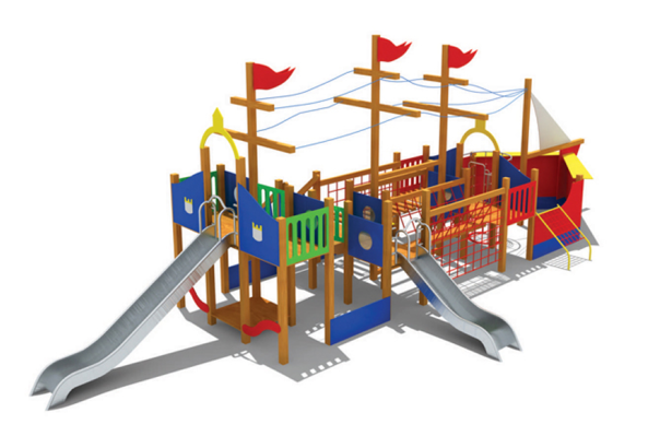 ce certification old equipment for mcdonalds playground sale buy