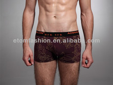 Printing Cotton Cheap Men's Boxer Briefs