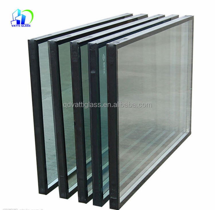 Window insulated glass panels colored door insulate double for Double glazed glass panels