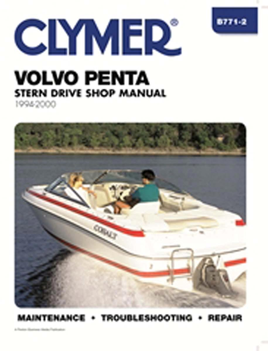 Cheap Penta Manual Find Deals On Line At Alibabacom Volvo 270 Trim Wiring Diagram Get Quotations Clymer Shop Stern Drives 1994 2000 Wsm B771 2