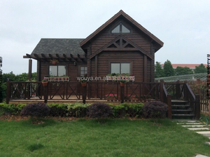 Fashion style prefabricated wood house wood house finland wooden house suppliers for sale