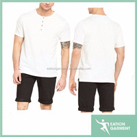 high quality bulk blank t-shirts very low price white 50 cotton 50 polyester t shirts for men
