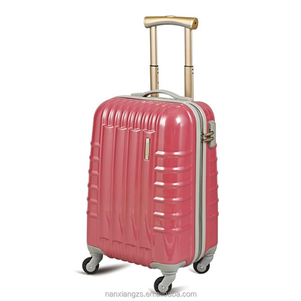Hot Sale Hard Case Zipper Travel Luggage Suitcase Set For Abs/pc , Buy Abs  Luggage,Hard Case Luggage,Luggage Set Product on Alibaba.com