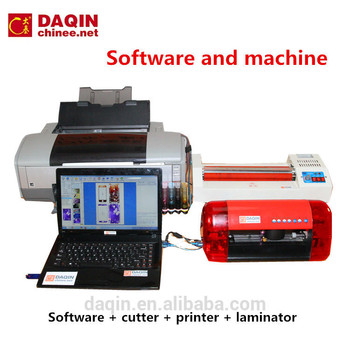 Back to the fast used sticker printing machine for small business