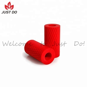 High Quality Weight Training Silicone Dumbbell Barbell Grips