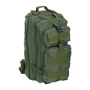30L 880g Weight Waterproof Outdoor Backpack Reservoirs Camping Bag Rucksack Army Green w/ Material 600D Oxford & 420D Nylon for Portable Accessories Trip Travelling Hunting