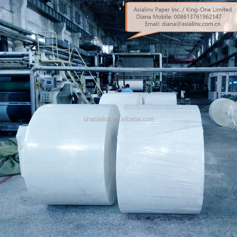 Jumbo roll Size and 2 Ply Layer maxi rolls Jumbo roll Size and 2 Ply Layer maxi rolls raw matrials parent tissue paper