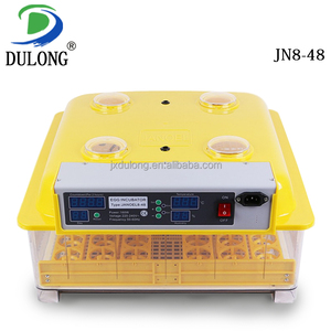 Over 98% hatching rate hygrometer incubator for eggs in japan