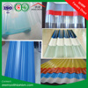 Corrugated Colorful Fibreglass Reinforced Polyester FRP Sunlight Sheets