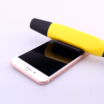 Multi-functional Design High Quality Power Bank pen Hot Sale Good Stylus Pen With Phone Holder For Cleaner Screen