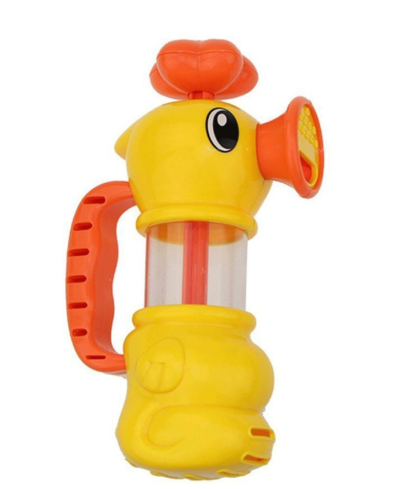 Buy Water Pistol Spray Pump Duck ABS Children Kids Baby Swimming ...