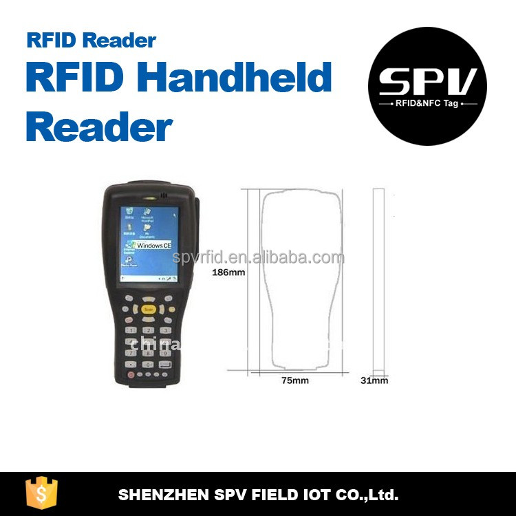 RFID Passive HF ISO14443A 13.56MHz Laptop Reader for Payment System