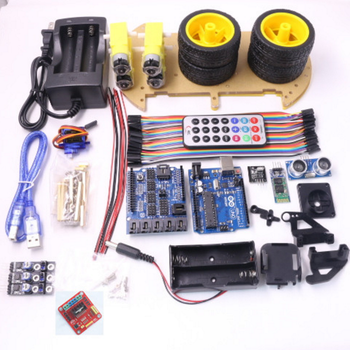 Smart Car Robot Kit For Bluetooth Chassis Suit Tracking Compatible Unor3 Diy Kit Rc Electronic Buy Smart Car Robot Kit Unor3 Diy Kit Rc Electronic