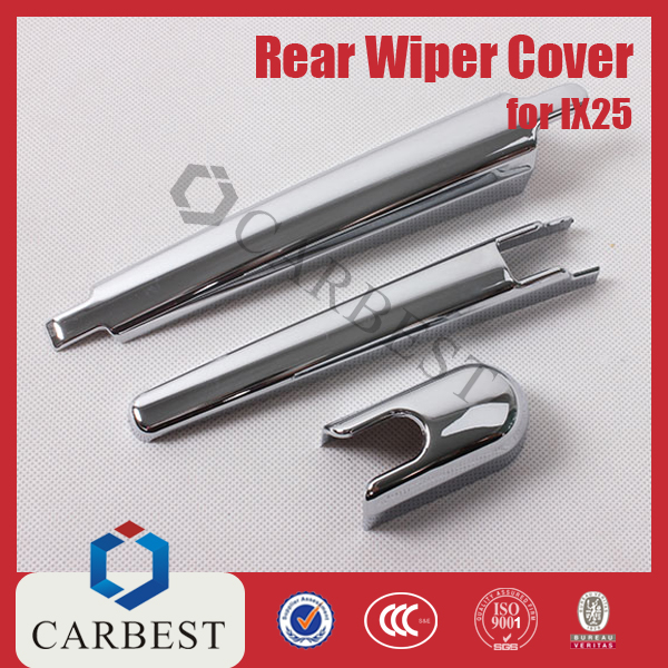 High Quality New ABS Chrome Rear Wiper cover for ix25