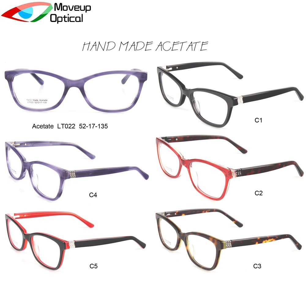 35cb75bf52 Moveup Optical 2017 designer eyewear frames fashion customized optical eye  glasses acetate eyeglass spectacle frame