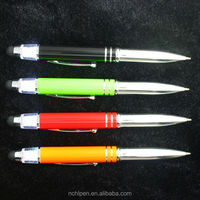 LED Logo OEM Travel pen