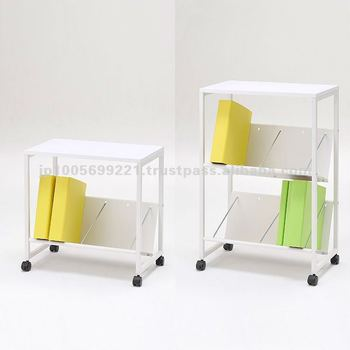 Japanese High-Quality Office Furniture Wholesale Distributor Simple Cabinet Cart