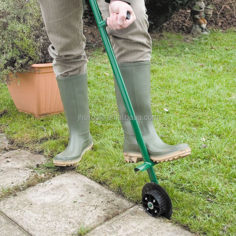 Long-handle Steel Lawn Edger GardenTools