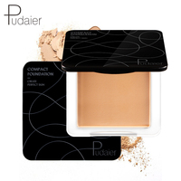 Private Label Natural Oil Control Waterproof Makeup Pressed Powder 20 Colors 2019 NEW
