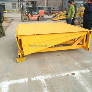 China factory produce Loading Dock Equipment Hydraulic Dock Levelers