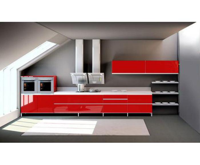 Modern Design Kitchen Cabinet Hot Sale Kitchen In Simple