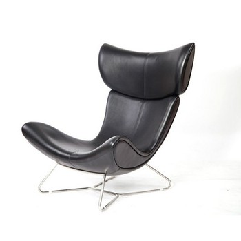 Modern Classic Designer Furniture Lounge Chair In Pu - Buy Loung  Chair,Modern Chair,Designer Furniture Product on Alibaba.com