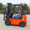 wider view, effectively increased operation safety gas power source forklift truck 1ton mini LPG Forklift control and capabiliti